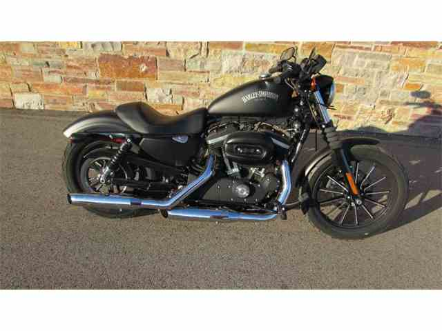 2014 Harley-Davidson XL883N - Sportster Iron 883™ | 965785
