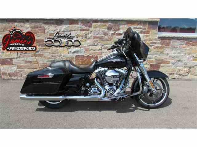 2014 Harley-Davidson FLHX - Street Glide | 965786