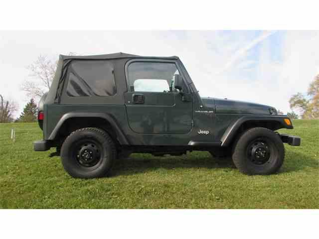 2002 Jeep Wrangler   965788