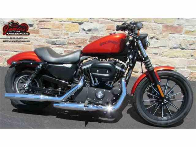 2013 Harley-Davidson XL883N - Sportster Iron 883™ | 965793