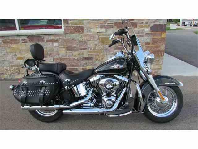 2013 Harley-Davidson FLSTC - Heritage Softail Classic | 965795