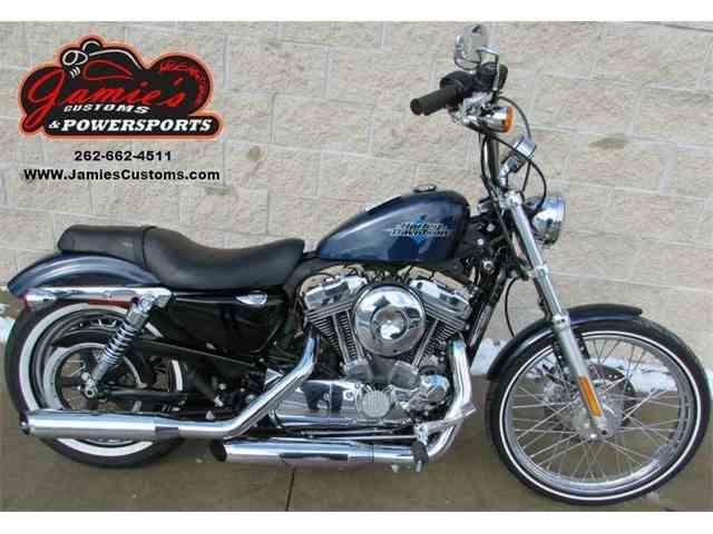 2012 Harley-Davidson XL1200V - Sportster Seventy-Two | 965801