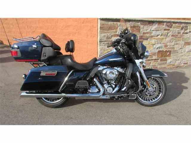 2012 Harley-Davidson FLHTK - Electra Glide Ultra Limited   965806
