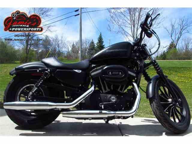 2011 Harley-Davidson XL883N - Sportster Iron 883™ | 965809
