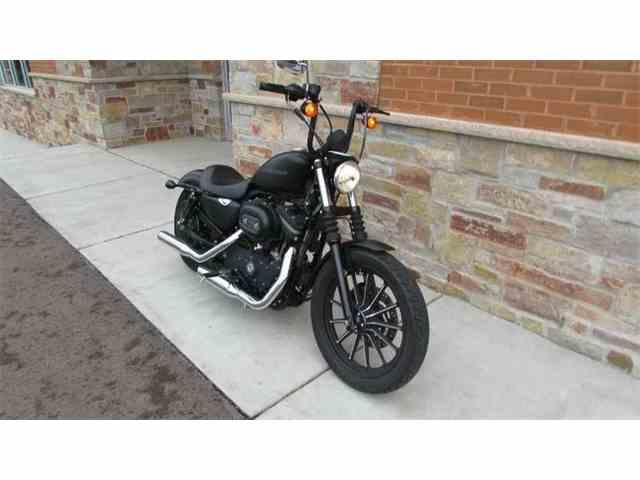 2010 Harley-Davidson XL883N - Sportster Iron 883™ | 965811