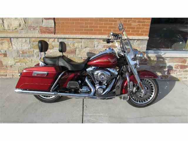 2010 Harley-Davidson FLHR - Road King | 965814
