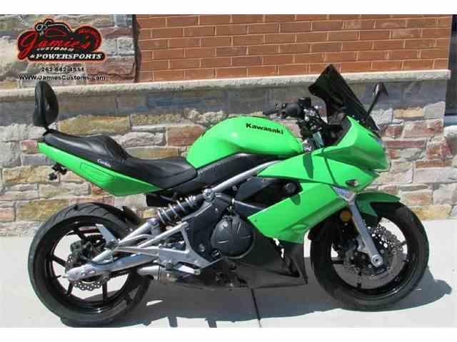 2009 Kawasaki Ninja 650R | 965818