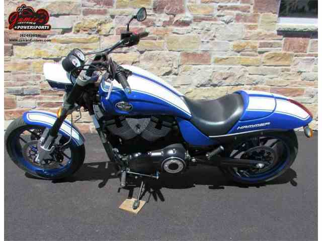 2009 Victory Motorcycles Hammer S | 965822