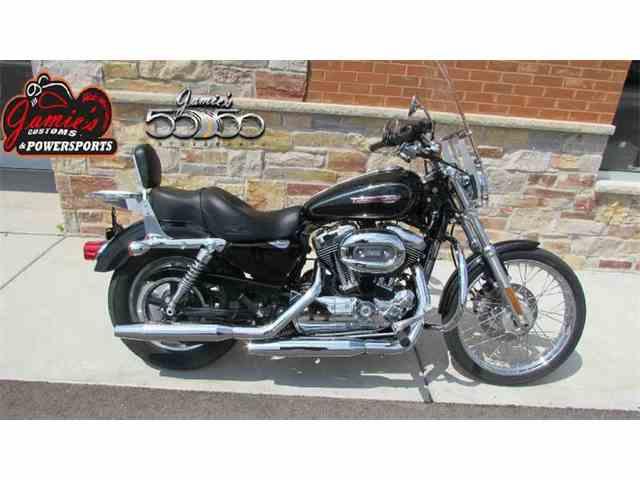 2009 Harley-Davidson XL1200C - Sportster 1200 Custom | 965823