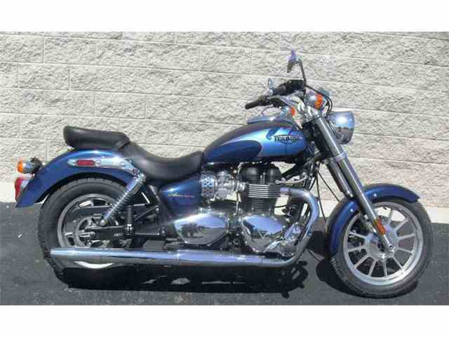 2009 Triumph Motorcycle | 965825