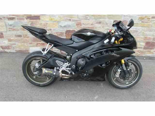 2008 Yamaha Motorcycle | 965826