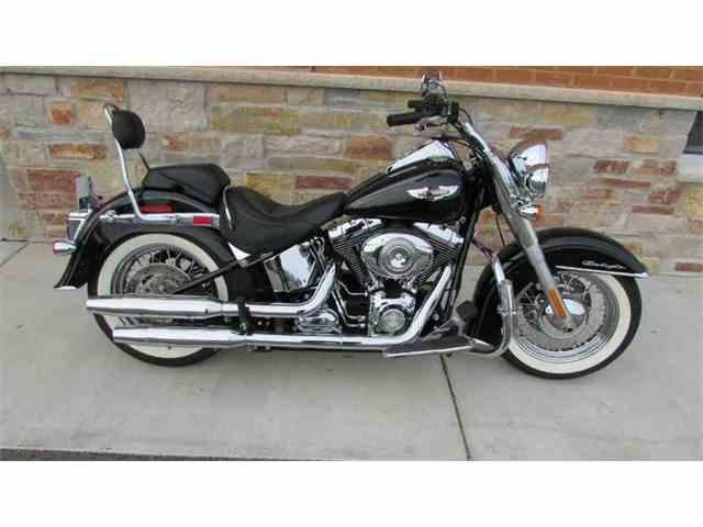 2008 Harley-Davidson FLSTN - Softail Deluxe | 965828