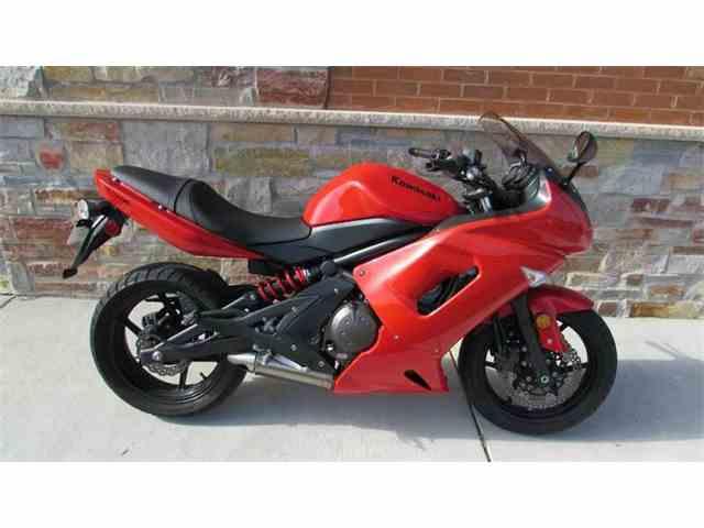 2008 Kawasaki Ninja 650R | 965831