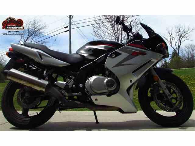 2008 Suzuki Motorcycle | 965832