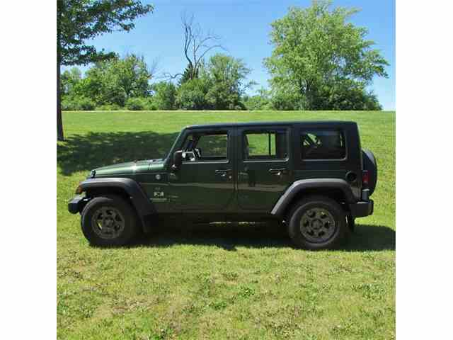2008 Jeep Wrangler Limited Sport | 965840