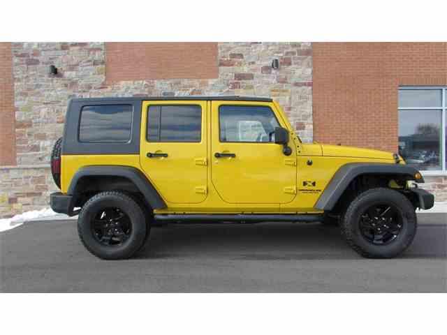 2009 Jeep Wrangler Unlimited Sport | 965843
