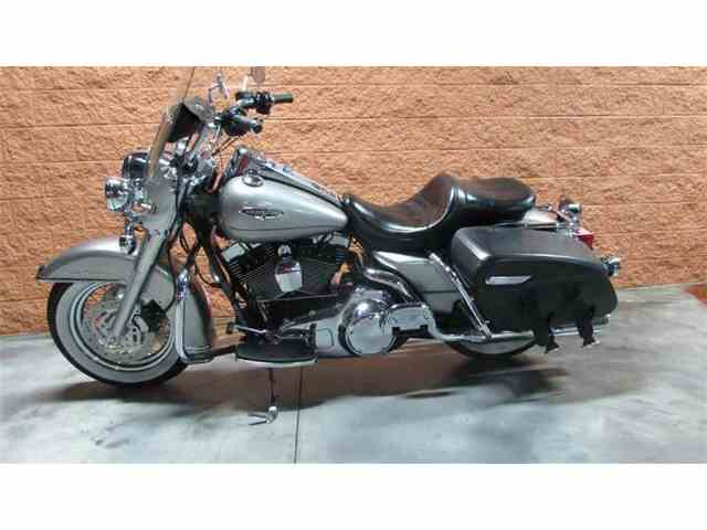 2007 Harley-Davidson FLHRC - Road King Classic | 965846