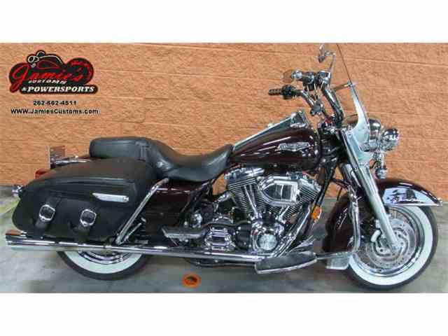 2006 Harley-Davidson FLHRCI - Road King Classic | 965850