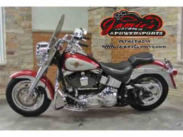 2005 Harley-Davidson FLSTF - Softail Fat Boy | 965854