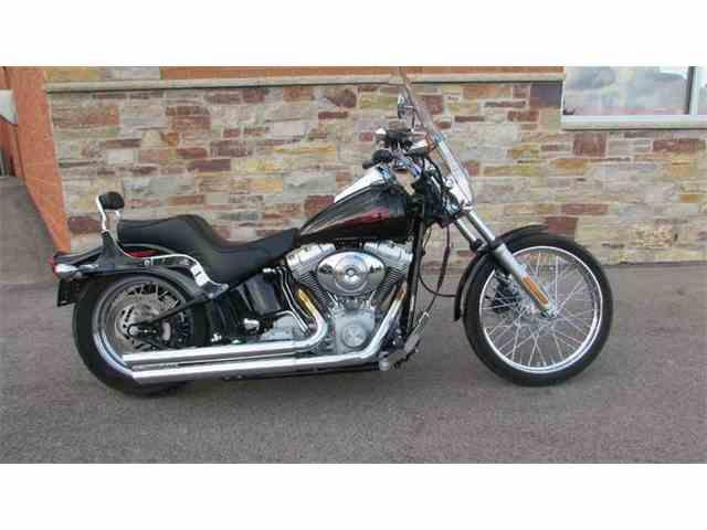 2005 Harley-Davidson FXST - Softail Standard | 965857