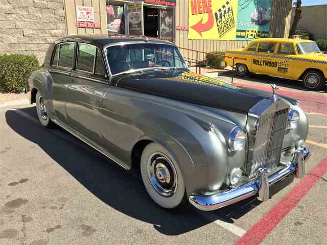 1958 Rolls-Royce Silver Cloud | 965858