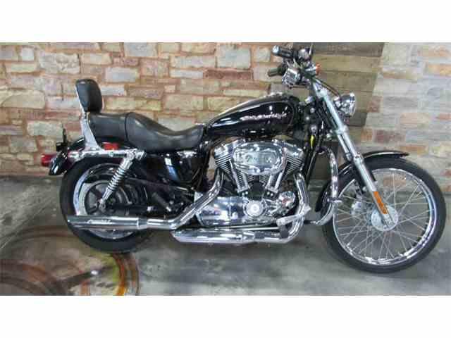 2004 Harley-Davidson XL1200C - Sportster 1200 Custom | 965859