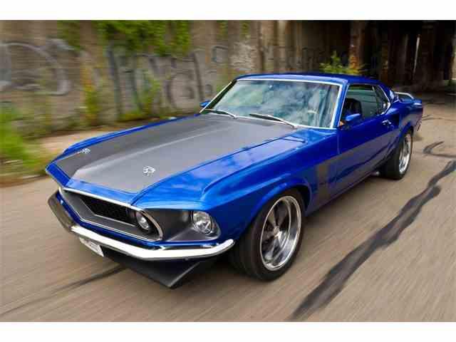 1969 Mustang Boss 302 Mach 1 | 965867
