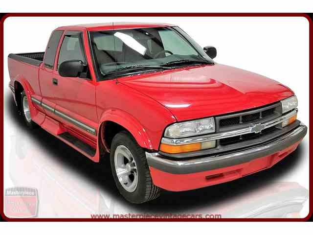 2000 Chevrolet S10 | 965869
