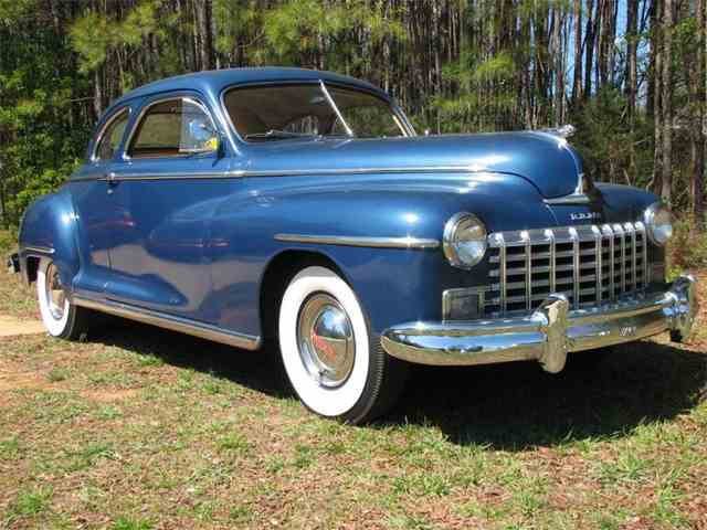1948 Dodge Custom Club  | 965876