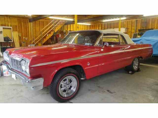 Picture of 1964 Chevrolet Impala SS - $48,200.00 Offered by CARuso Classic Cars - KPA2