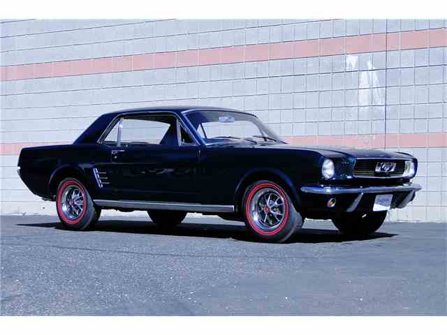 1966 Ford Mustang | 965898