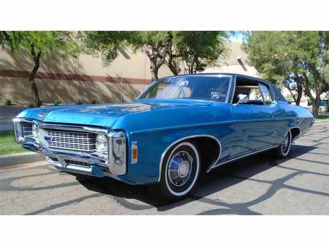 1969 Chevrolet Impala   965899