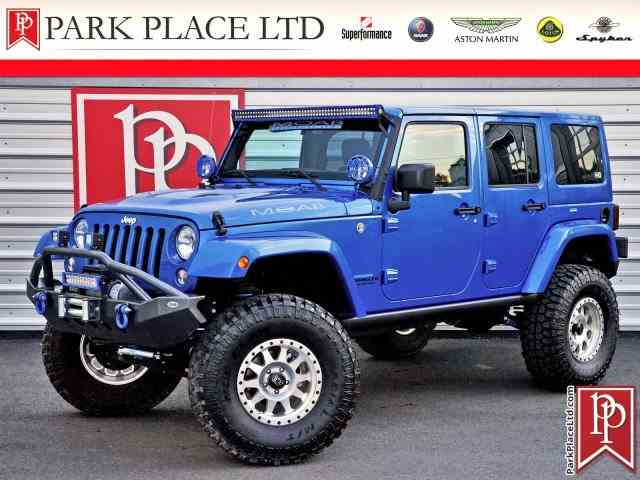2016 Jeep Wrangler Unlimited Rubicon | 960059