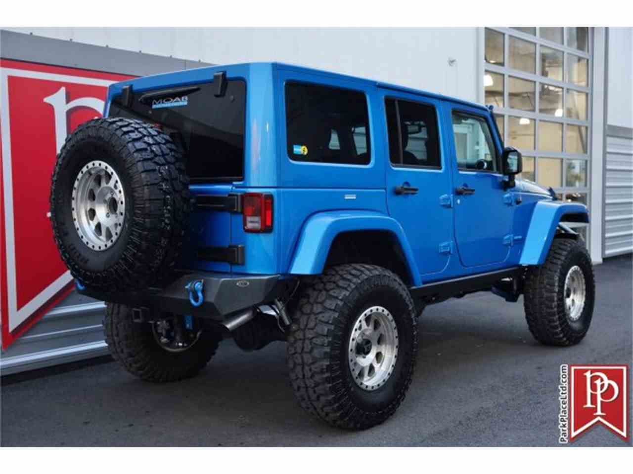 2016 jeep wrangler unlimited rubicon for  | classiccars
