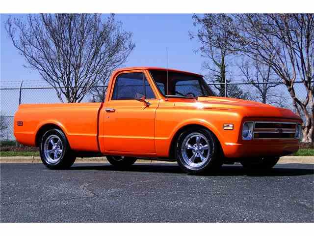 1968 Chevrolet C/K 10 | 965911