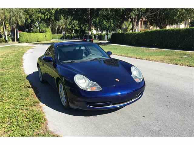 2001 Porsche 911 | 965921
