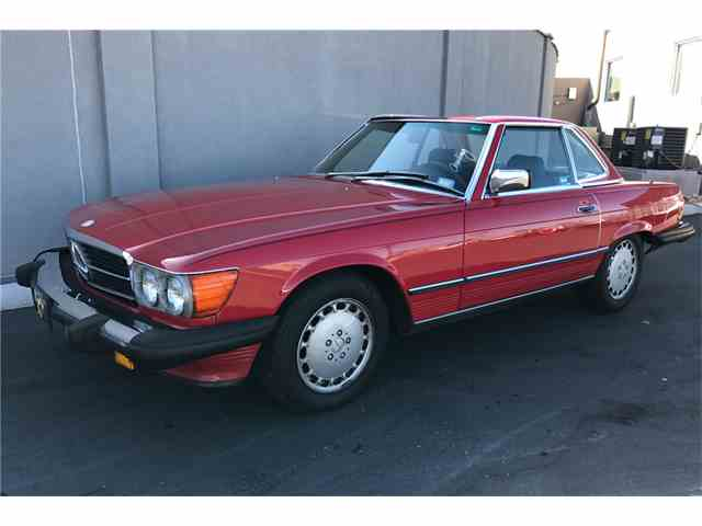 1988 Mercedes-Benz 560SL | 965923