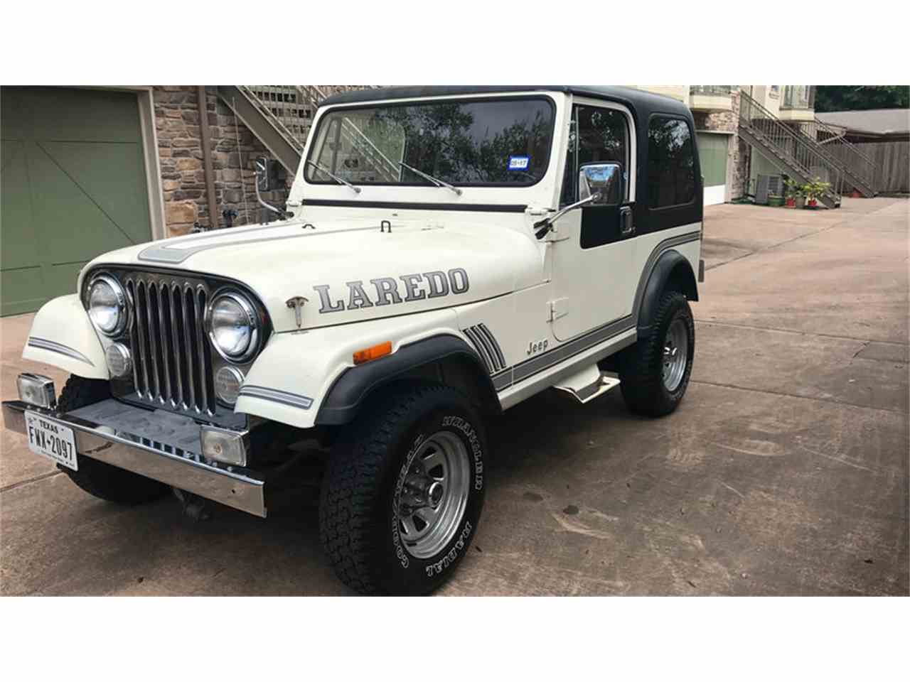 1985 jeep wrangler for sale cc 965925. Black Bedroom Furniture Sets. Home Design Ideas