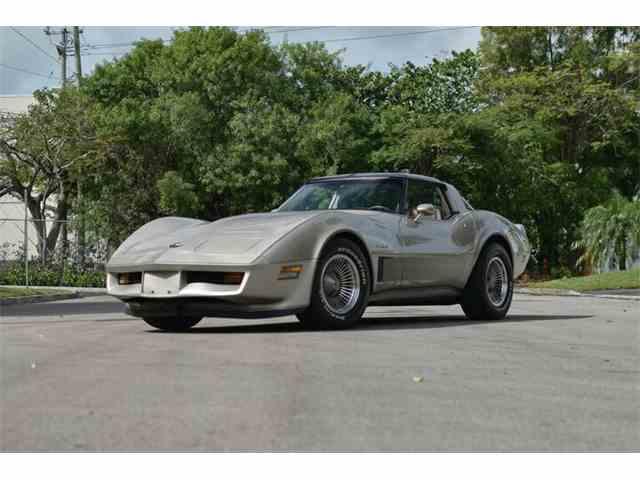 1982 Chevrolet Corvette | 965927