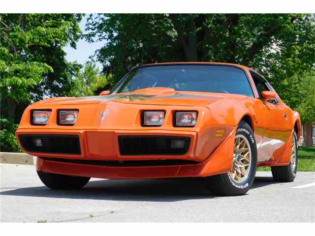 1980 Pontiac Firebird Trans Am | 965928
