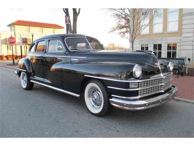 1946 Chrysler New Yorker | 965934