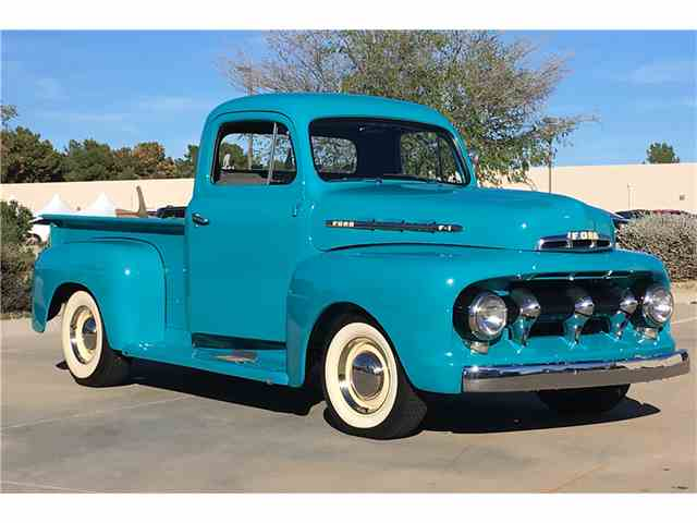 1951 Ford F1 | 965936