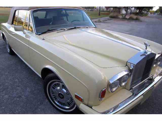 1982 Rolls-Royce Corniche | 965950