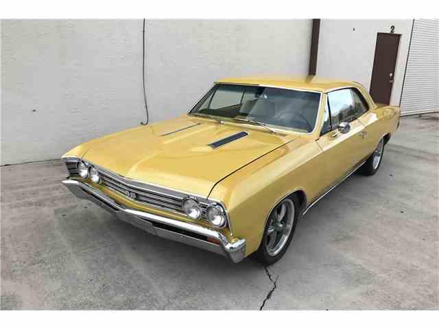 1967 Chevrolet Chevelle   965952