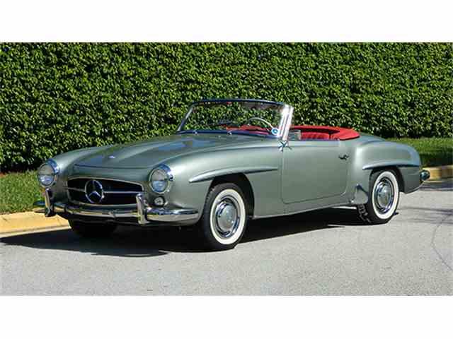 1960 Mercedes-Benz 190   965955