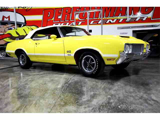1970 Oldsmobile Cutlass Supreme | 965959