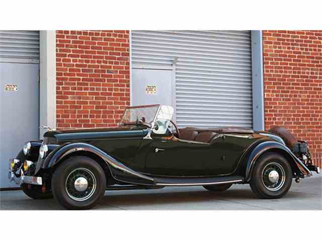1933 Jensen-Ford Custom Roadster | 965975