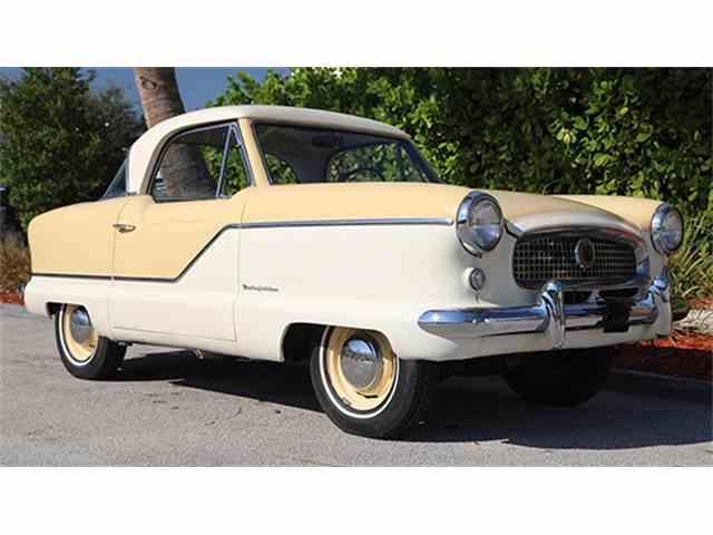 1959 Nash RG58 Metropolitan Coupe | 965983