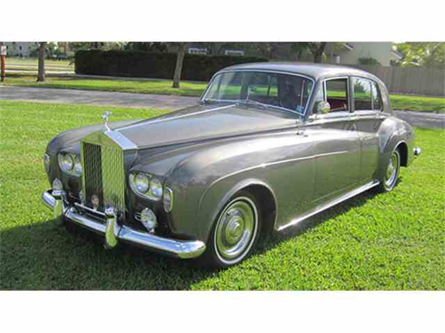 1964 Rolls-Royce Silver Cloud III Saloon | 965984