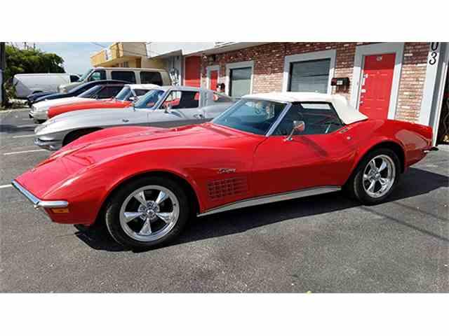 1972 Chevrolet Corvette | 965989